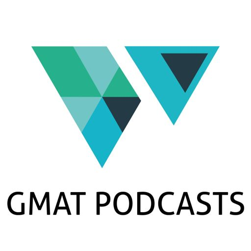 Cover art for podcast Wizako's GMAT Podcasts