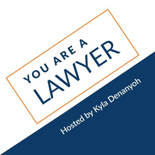 Cover art for podcast You are a Lawyer Podcast