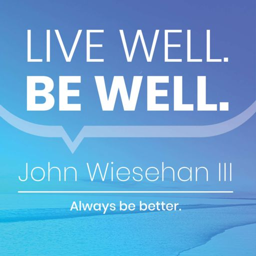 Cover art for podcast Live Well. Be Well.