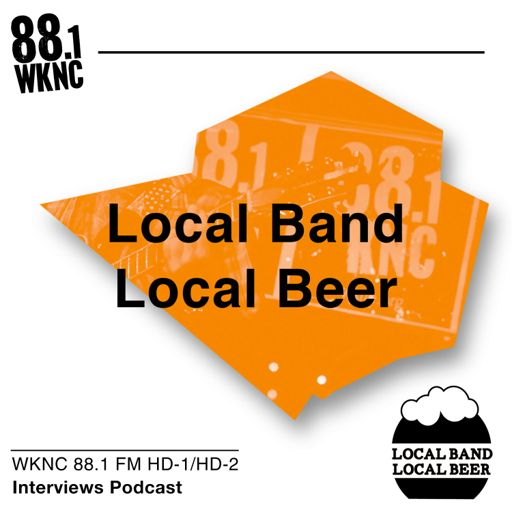 Cover art for podcast Local Band Local Beer