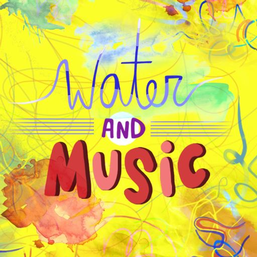 Cover art for podcast Water & Music