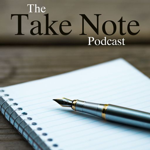 Cover art for podcast Take Note Podcast