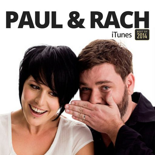 Cover art for podcast Paul and Rach