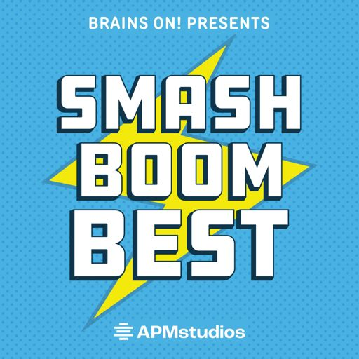 Cover art for podcast Smash Boom Best