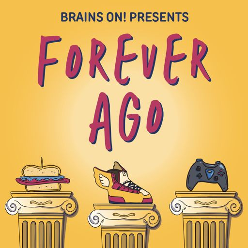 Cover art for podcast Forever Ago