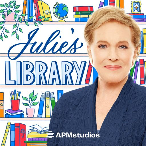 Cover art for podcast Julie's Library