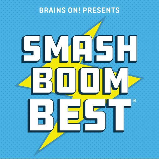 Cover art for podcast Smash Boom Best