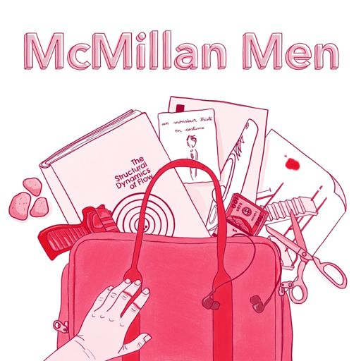 Cover art for podcast McMillan Men