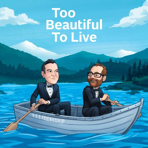 Cover art for podcast TBTL- Too Beautiful to Live