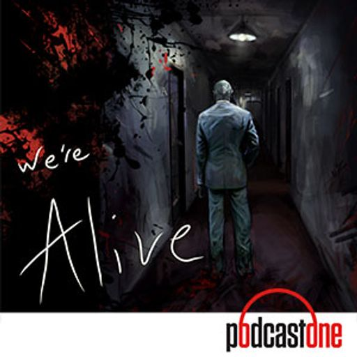 Cover art for podcast We're Alive