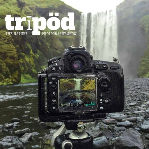 Cover art for podcast Tripod: The Nature Photography Show
