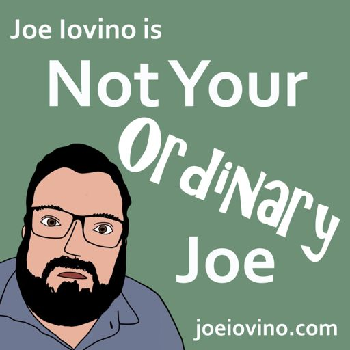 Cover art for podcast Not Your Ordinary Joe