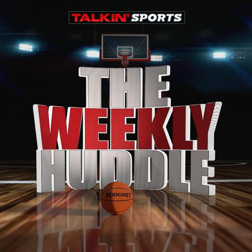 Cover art for podcast Talkin' Sports - The Weekly Huddle