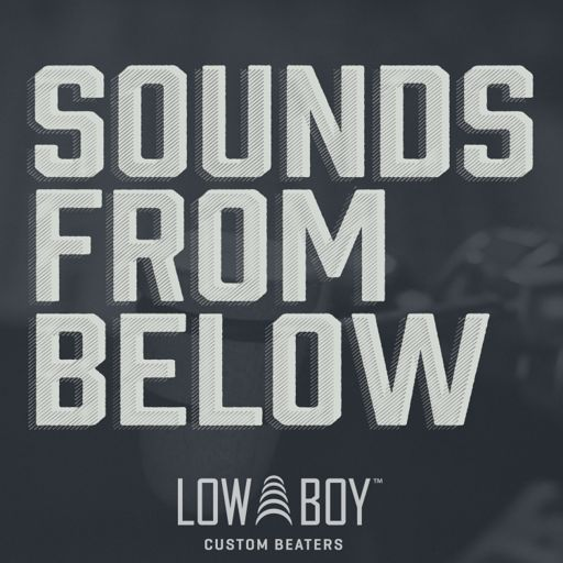 Cover art for podcast Sounds From Below: Stories for Drummers