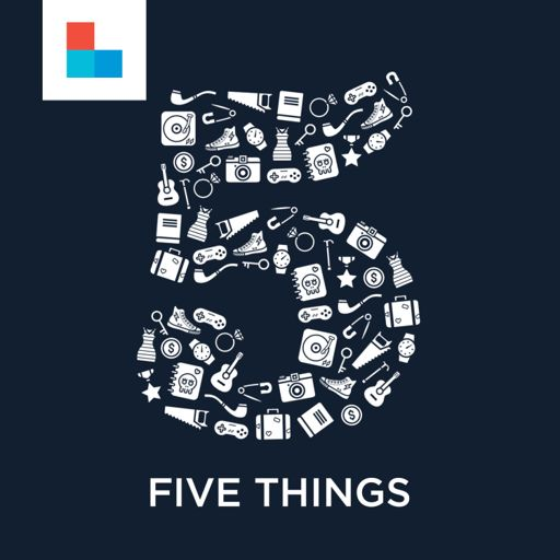 Cover art for podcast Five Things