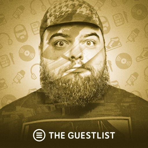 Cover art for podcast The Guestlist With Sean Cannon