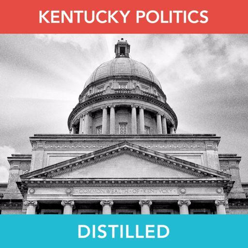 Cover art for podcast KY Politics Distilled