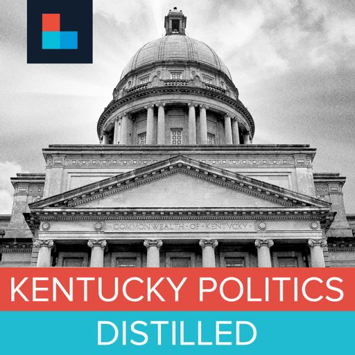 Cover art for podcast KY Politics Distilled