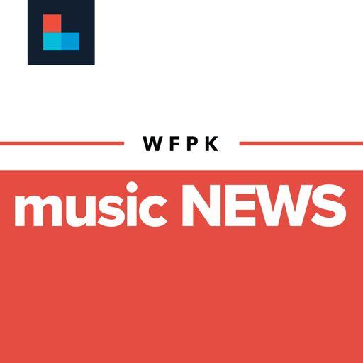 Cover art for podcast WFPK Music News
