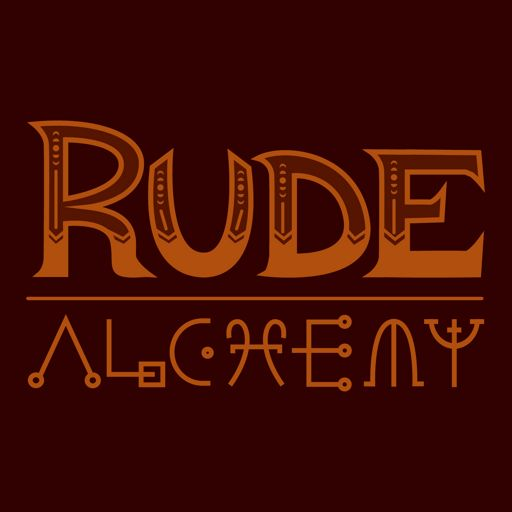 Cover art for podcast Rude Alchemy