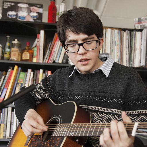 Car Seat Headrest From Tiny Desk Concerts