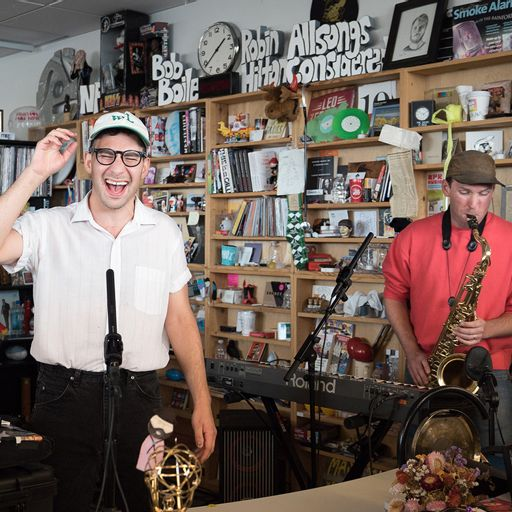Bleachers from Tiny Desk Concerts - Audio on RadioPublic