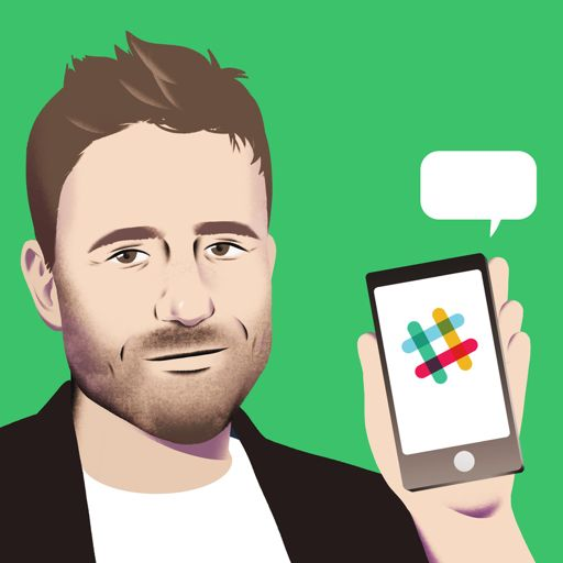 Slack & Flickr: Stewart Butterfield from How I Built This