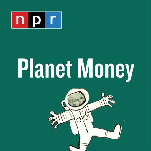 Cover art for podcast Planet Money