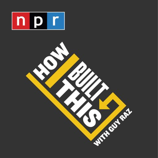Cover art for podcast How I Built This with Guy Raz