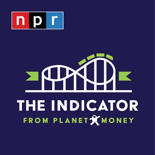 Cover art for podcast The Indicator from Planet Money