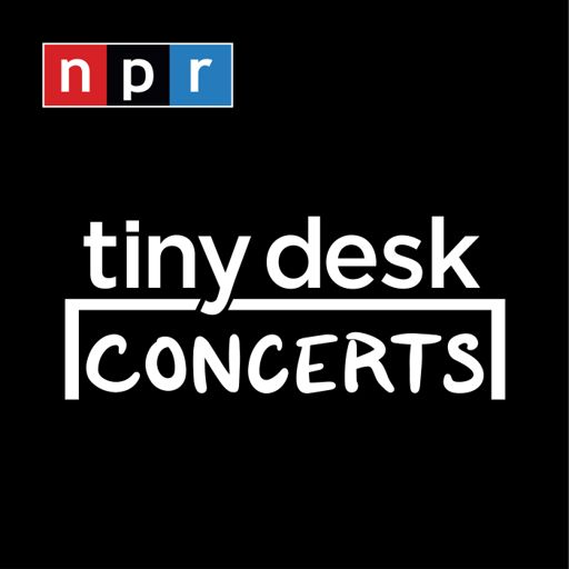 Cover art for podcast Tiny Desk Concerts - Audio
