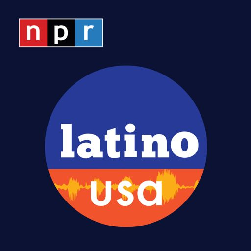 Cover art for podcast Latino USA