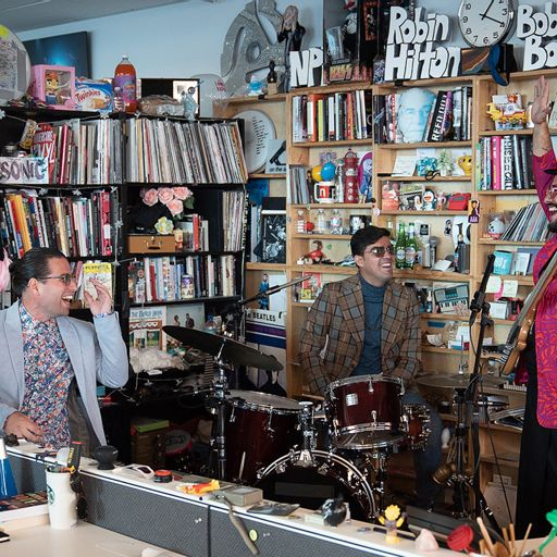 Alfredo Rodríguez from Tiny Desk Concerts - Audio on RadioPublic