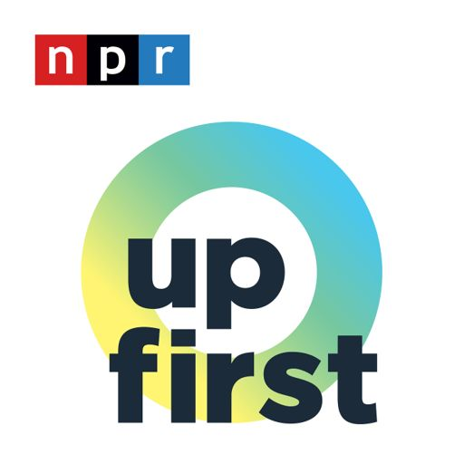 Cover art for podcast Up First