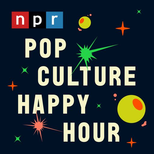 Cover art for podcast Pop Culture Happy Hour