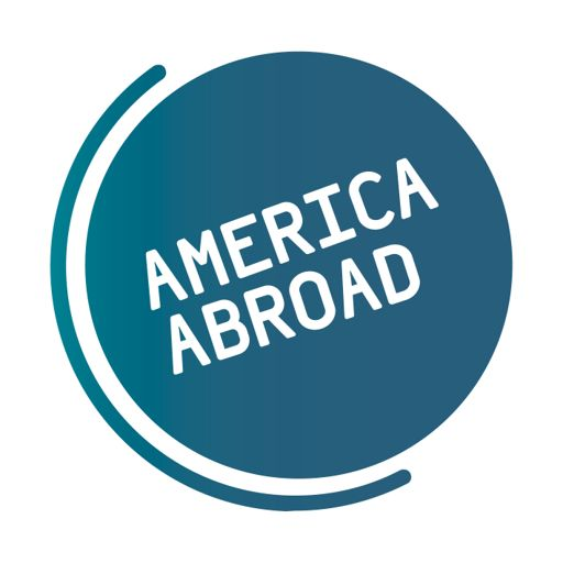 Cover art for podcast America Abroad