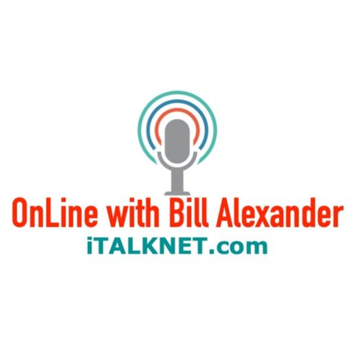Cover art for podcast OnLine with Bill Alexander (iTALKNET)