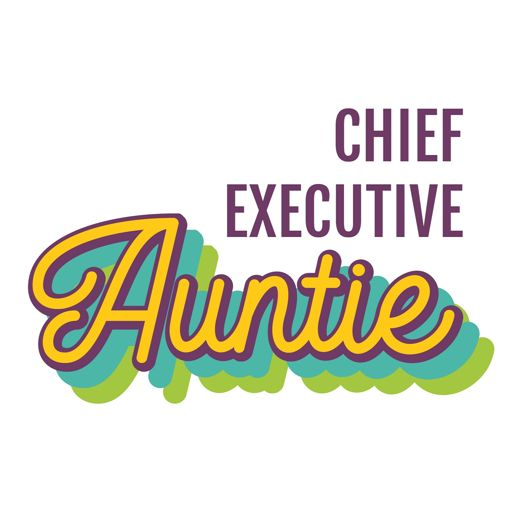 Cover art for podcast Chief Executive Auntie
