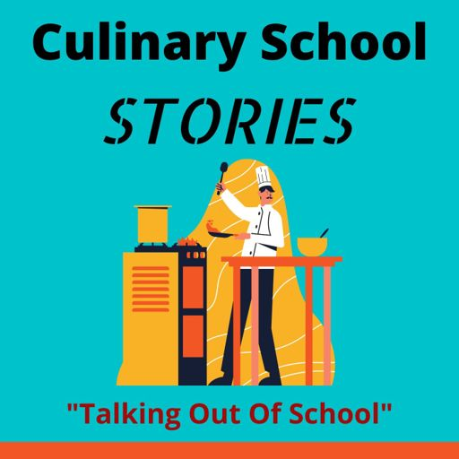 Cover art for podcast Culinary School Stories