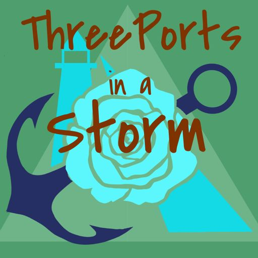 Cover art for podcast Three Ports in a Storm