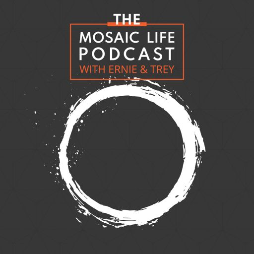 Cover art for podcast The Mosaic Life Podcast