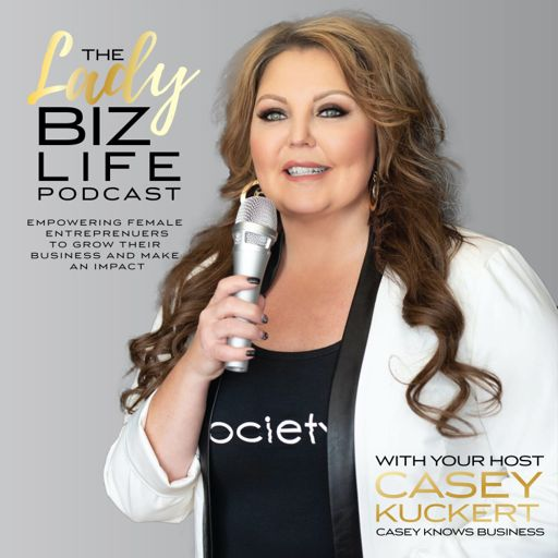 Cover art for podcast Lady Biz Life