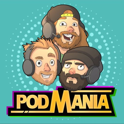 Cover art for podcast The PodMania Podcast