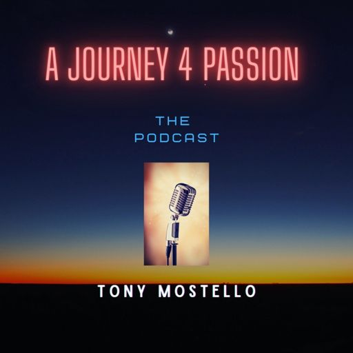 Cover art for podcast A Journey 4 Passion