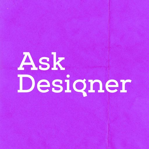 Cover art for podcast Ask Designer