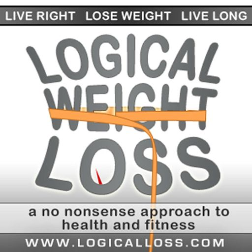 Cover art for podcast Logical Weight Loss