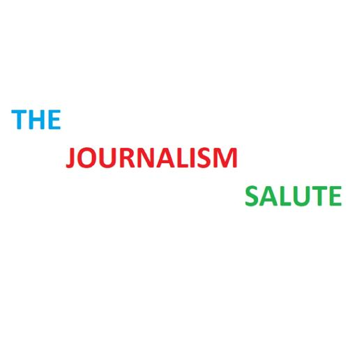 Cover art for podcast The Journalism Salute