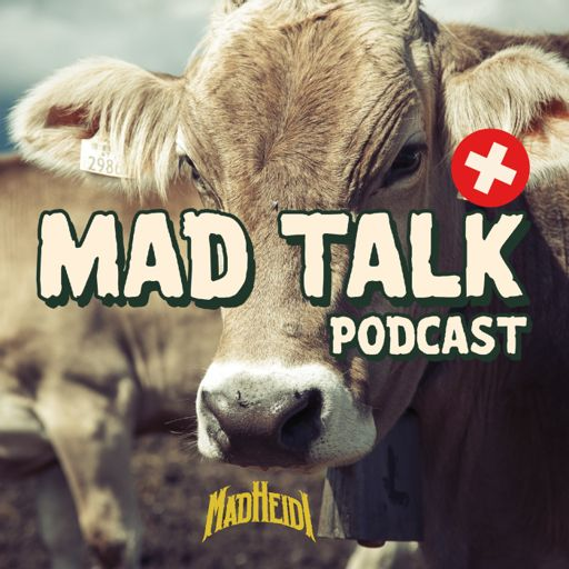 Cover art for podcast MAD HEIDI's Mad Talk Podcast (Deutsch)