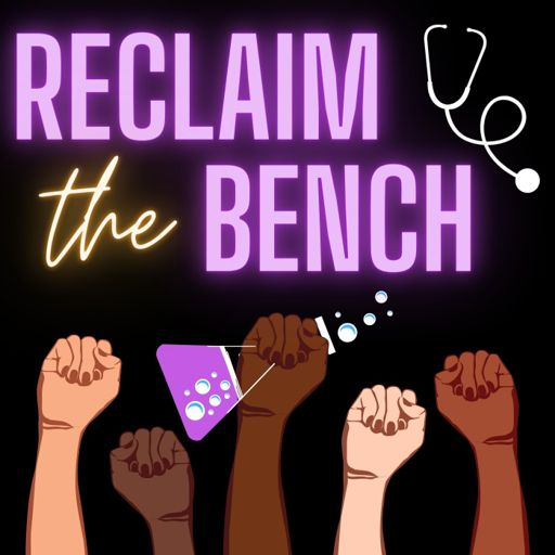 Cover art for podcast Reclaim the Bench
