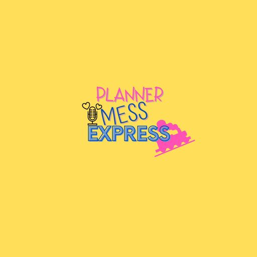 Cover art for podcast Planner Mess Express